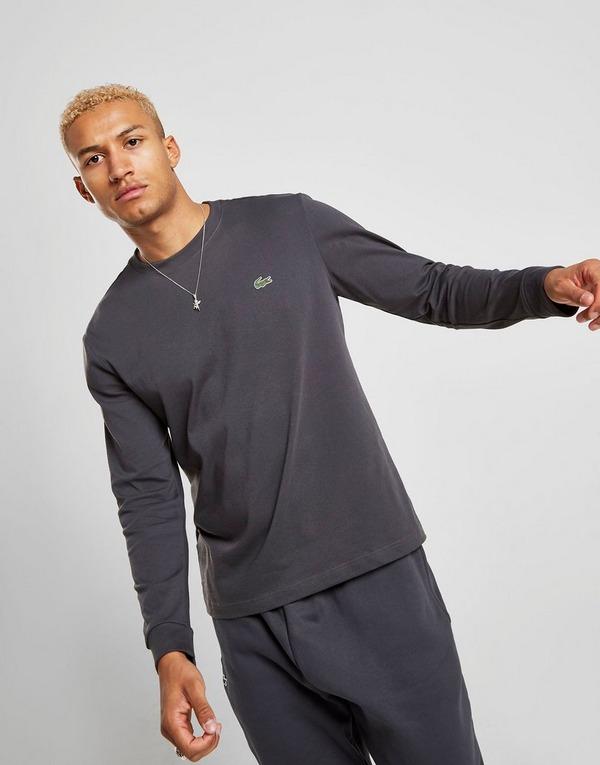 Lacoste Croc Long Sleeve T-Shirt