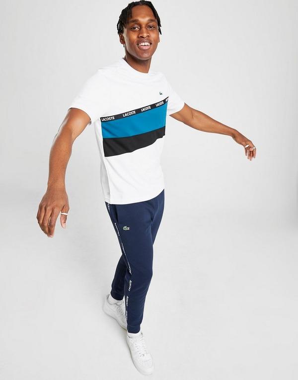 Lacoste Colour Block Tape T-Shirt