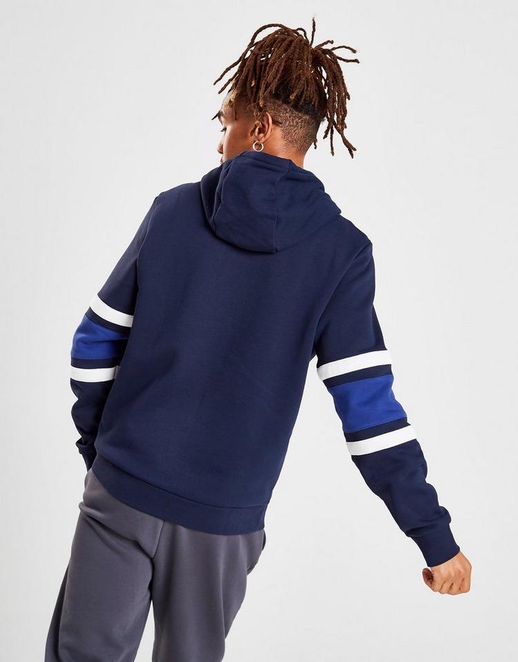 Lacoste Sport Striped Sleeve Hoodie