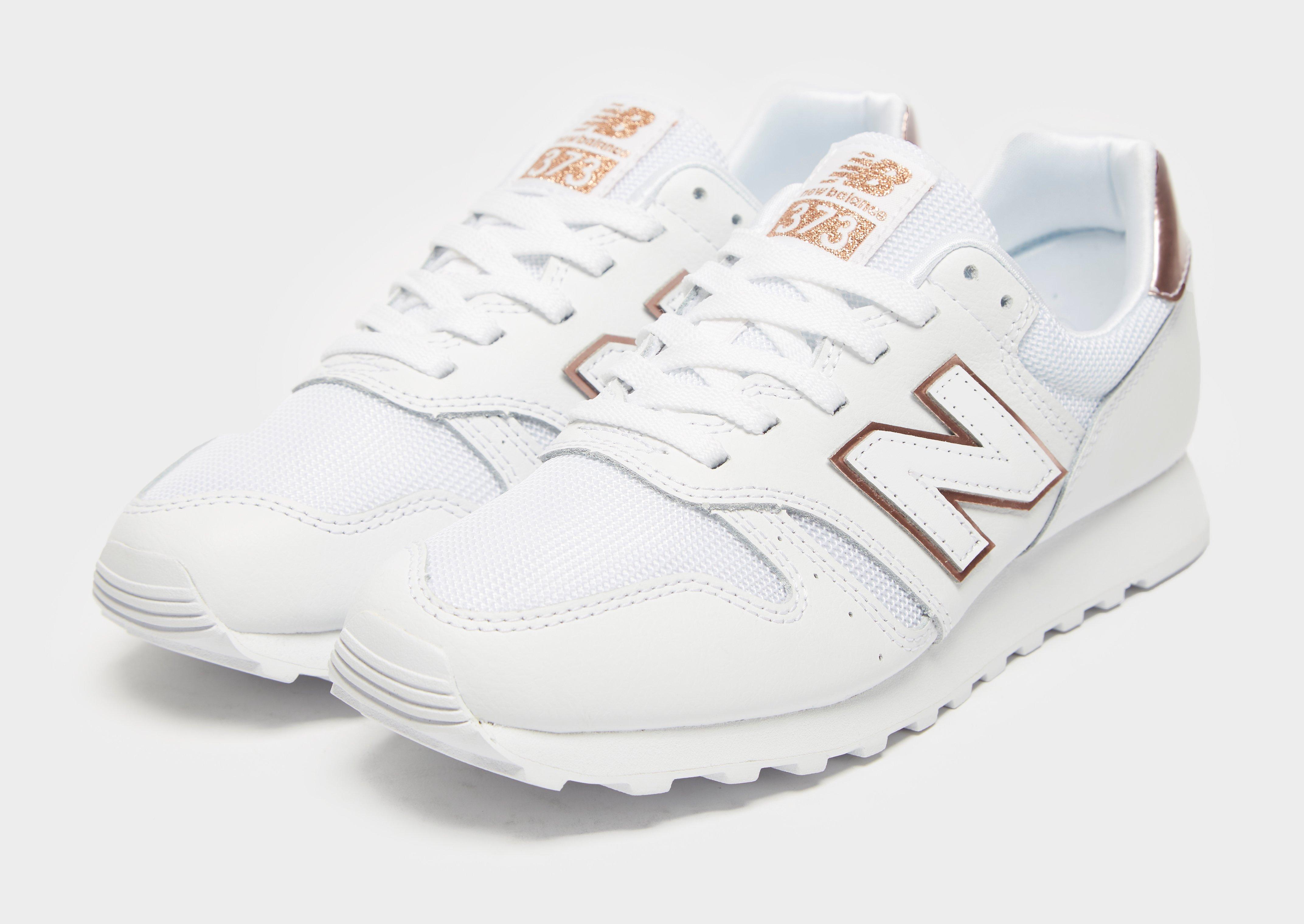 new balance 373 femme blanche