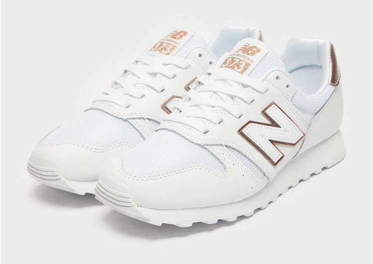 new balance 373 blanco hombre
