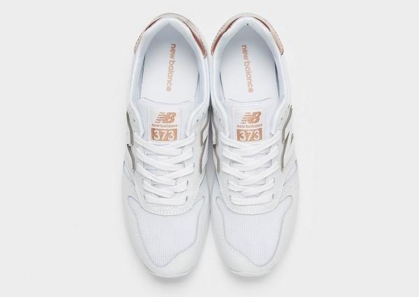 new balance 373 blanc