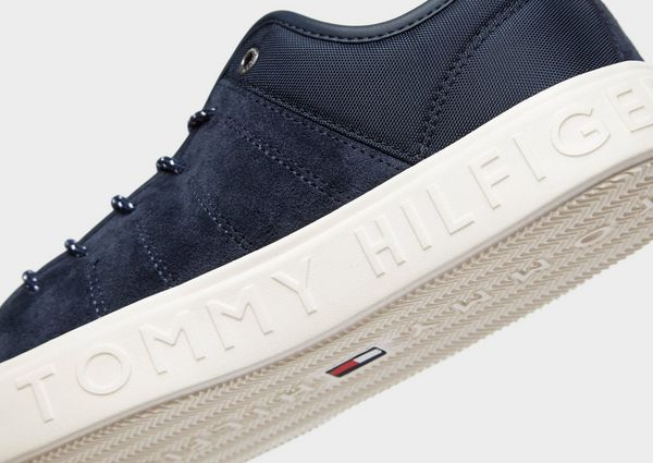 Tommy Hilfiger Corporate Branded Cupsole Low