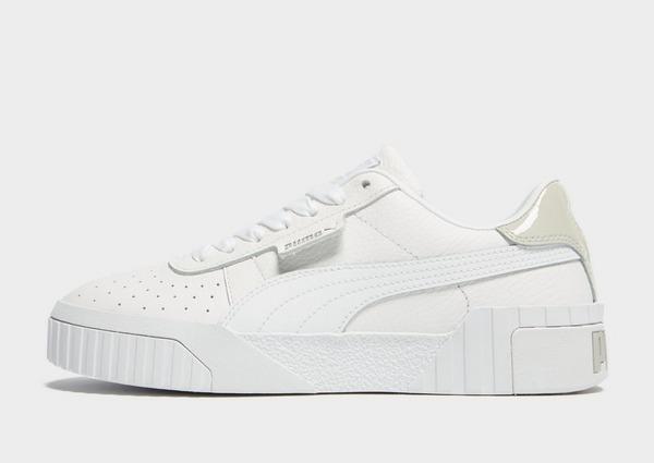 Acheter White PUMA Cali Fashion Femme | JD Sports