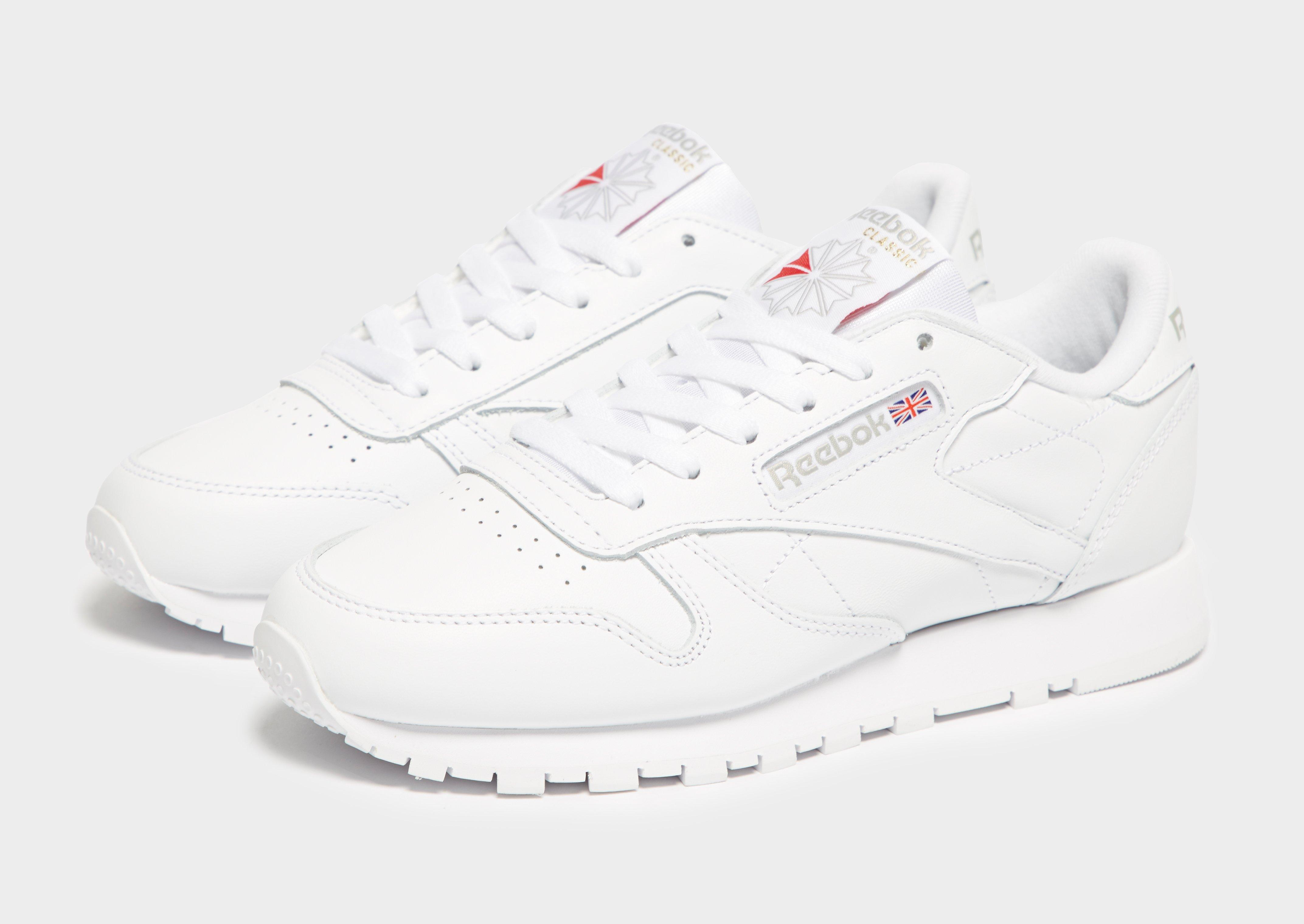reebok classic leather donna