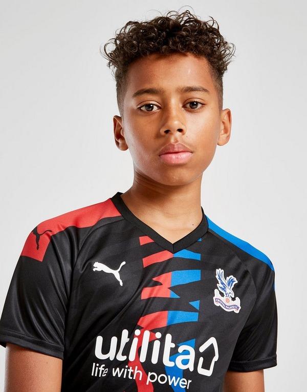 PUMA Crystal Palace FC 2019/20 Away Shirt Junior
