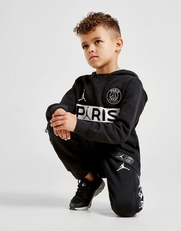 Jordan chándal x Paris Saint Germain infantil