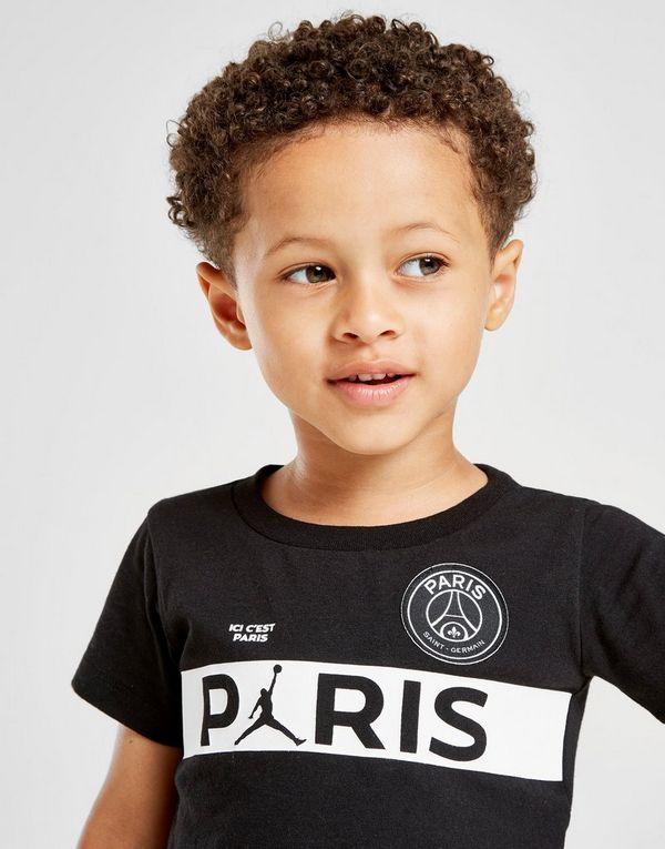 Jordan x Paris Saint Germain Wordmark T-Shirt Infant