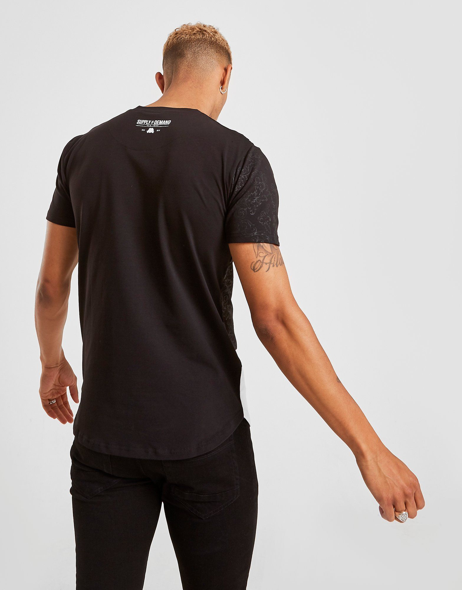 Supply & Demand Tonal Slice T-Shirt