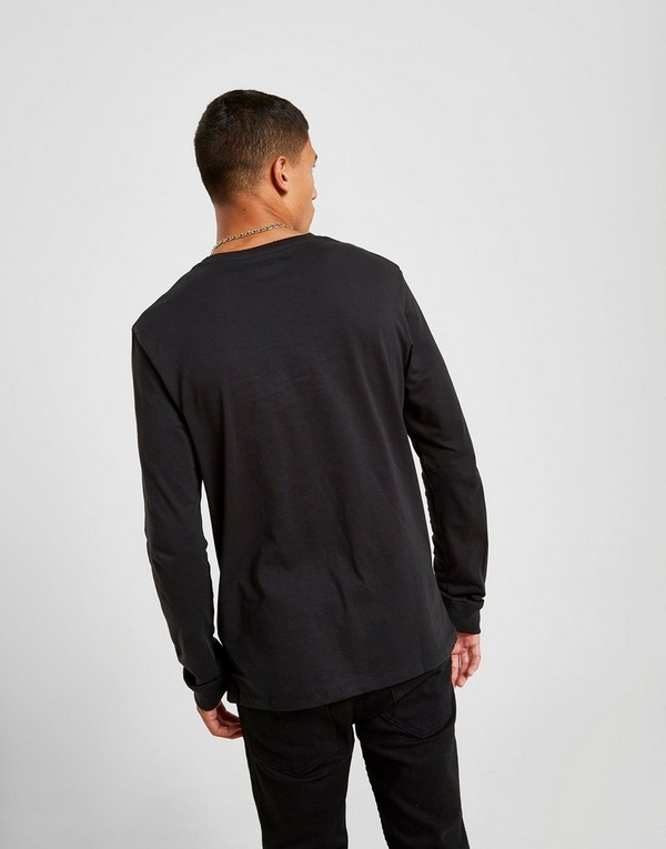Timberland Cut and Sew Long Sleeve T-Shirt