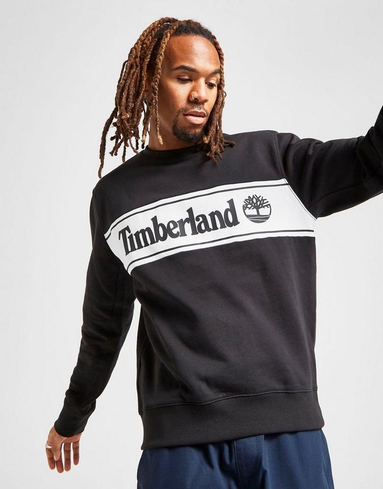 Timberland Cut & Sew Crew Sweatshirt