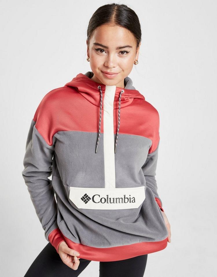 Columbia sudadera con capucha Colour Block Polar
