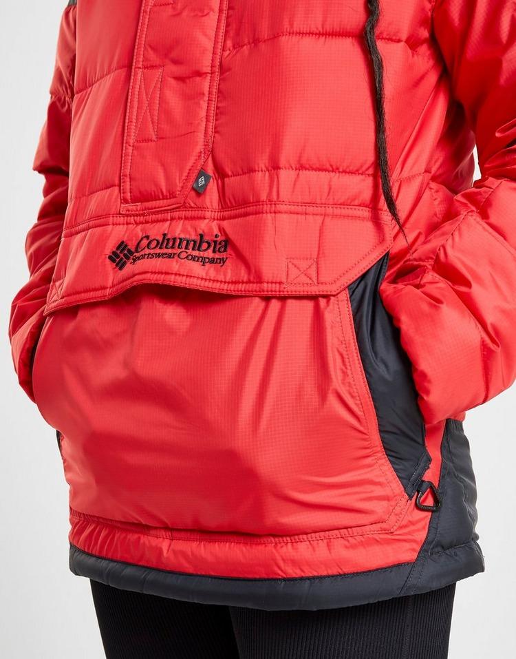 Columbia Padded 1/4 Zip Jacket