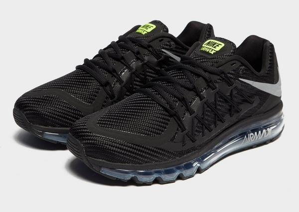 Koop Zwart Nike Air Max 2015 Heren | JD Sports