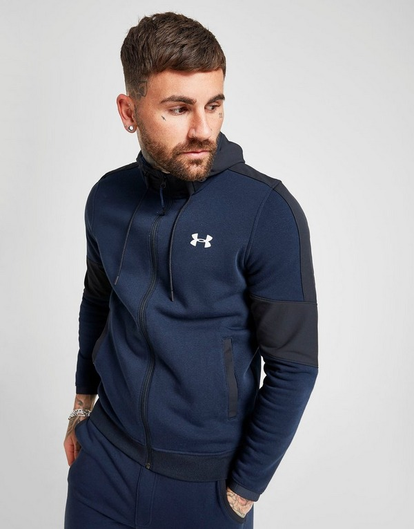 Acherter Noir Under Armour Sweat à capuche Threadborne
