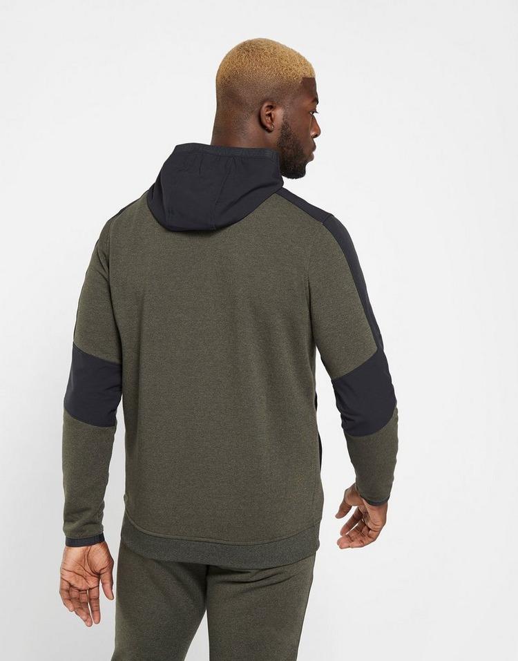 Under Armour Threadborne Fleece Full Zip Hoodie Heren