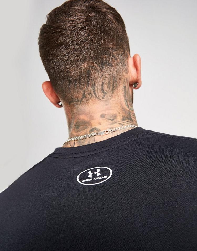 Under Armour Wordmark Long Sleeve T-Shirt