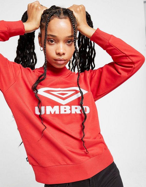 Umbro Logo Crew Sweatshirt