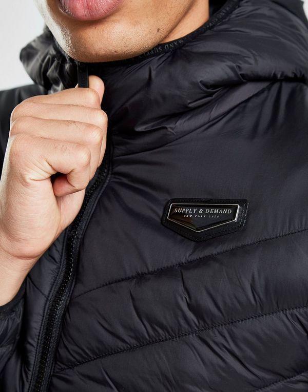 Supply & Demand Volcano Reversible Jacket