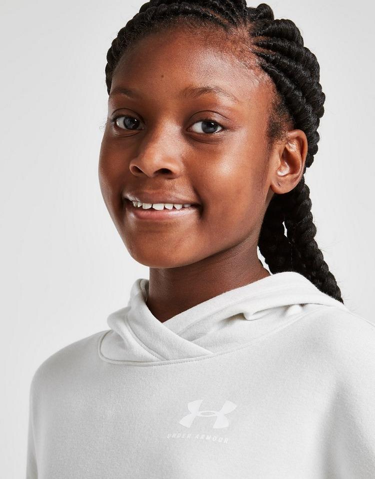 Under Armour Girls' Sportstyle Hoodie Junior