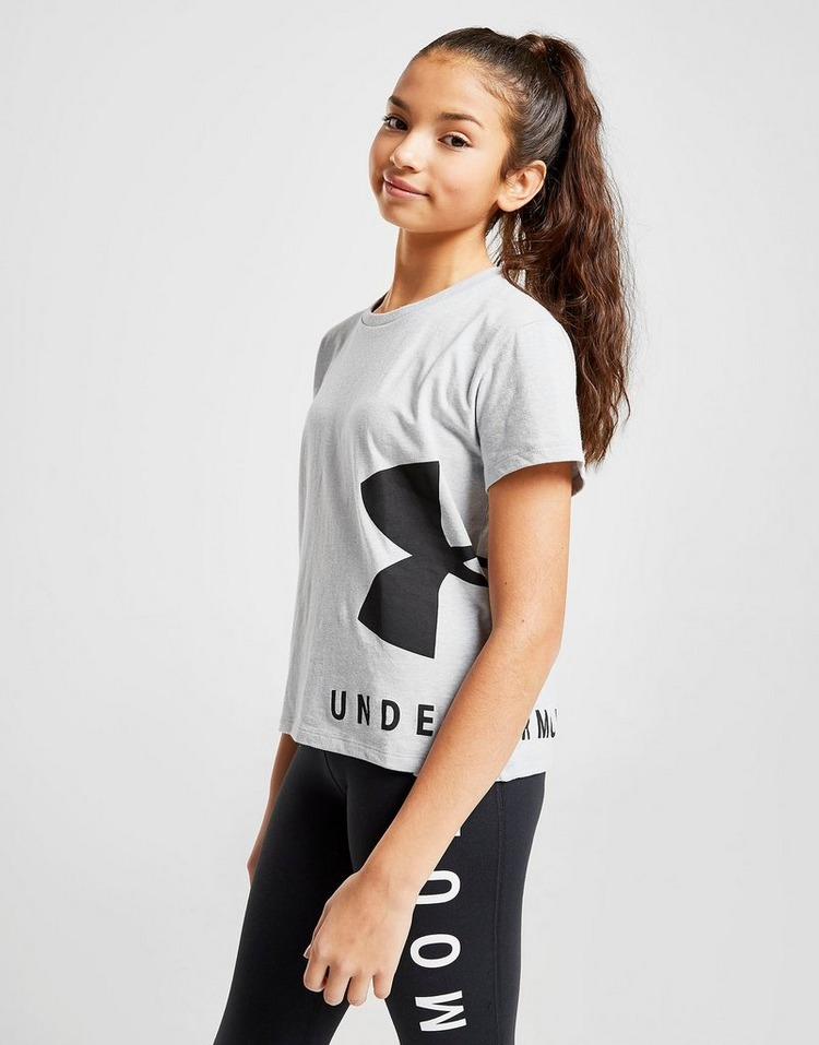 Under Armour camiseta Crop Sport Style júnior