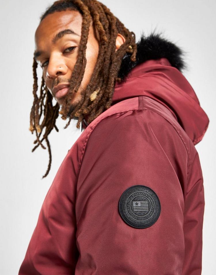 Supply & Demand Walker Short Parka Jacket