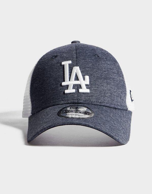 buy online 9a32a 12b13 New Era MLB Los Angeles Dodgers 9FORTY Trucker Cap