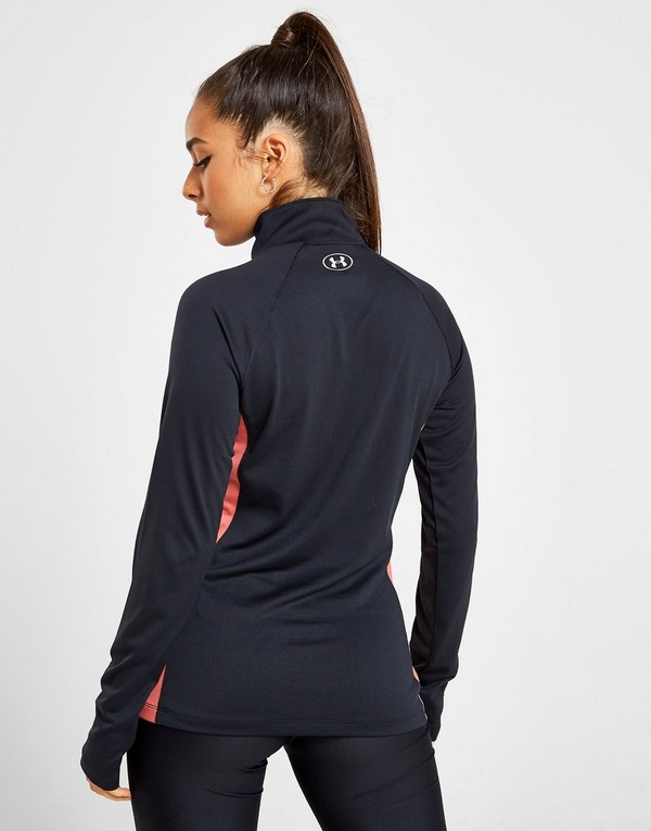 Under Armour Colour Block 1/4 Zip Top