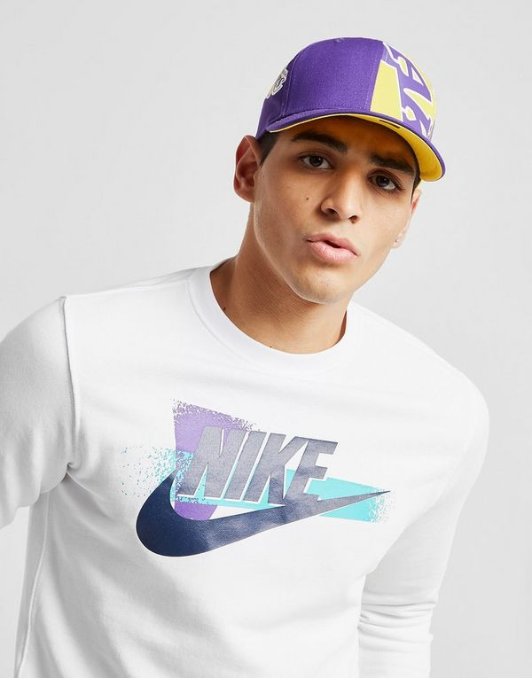 premium selection b9c62 224d3 New Era NBA Los Angeles Lakers 9FIFTY Snapback Cap