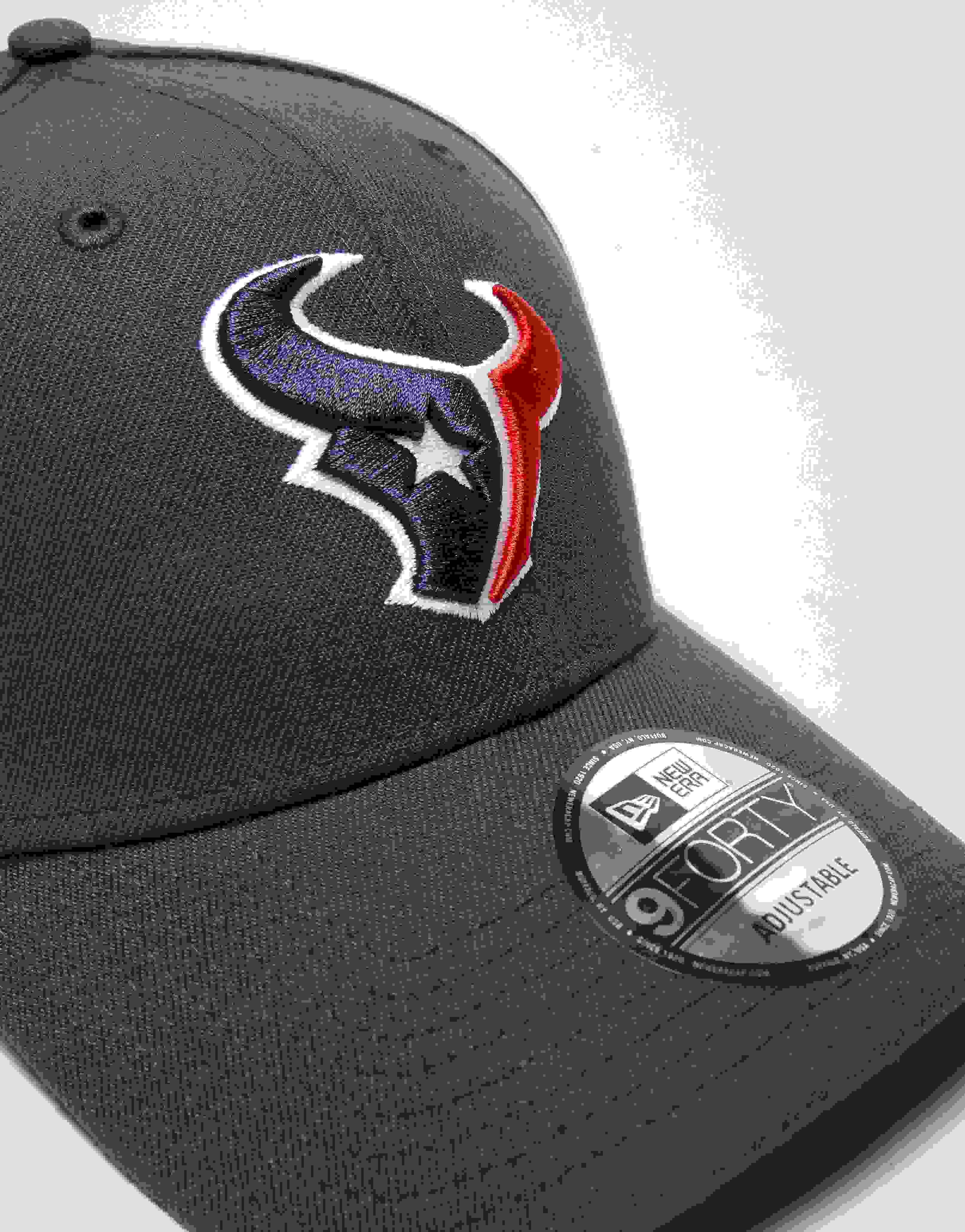 GRAPHITE Houston Texans New Era 59Fifty Cap