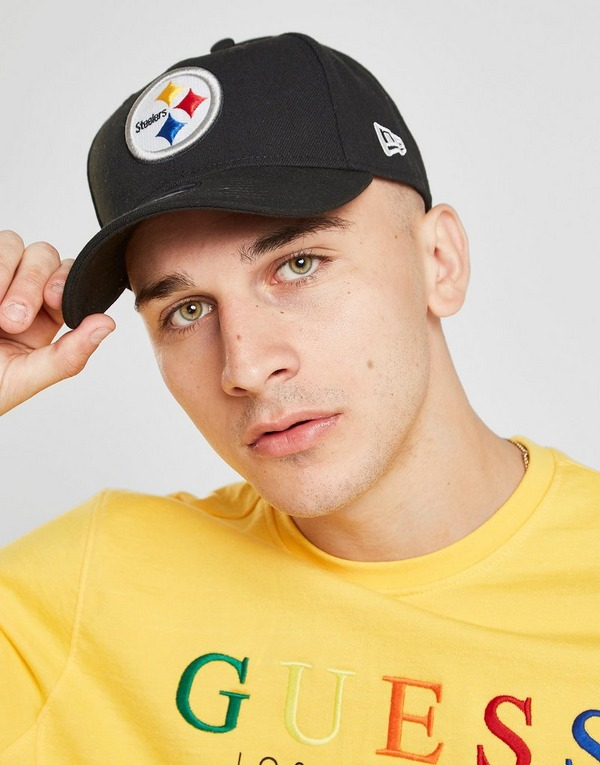 New Era NFL Pittsburgh Steelers 9FORTY Keps
