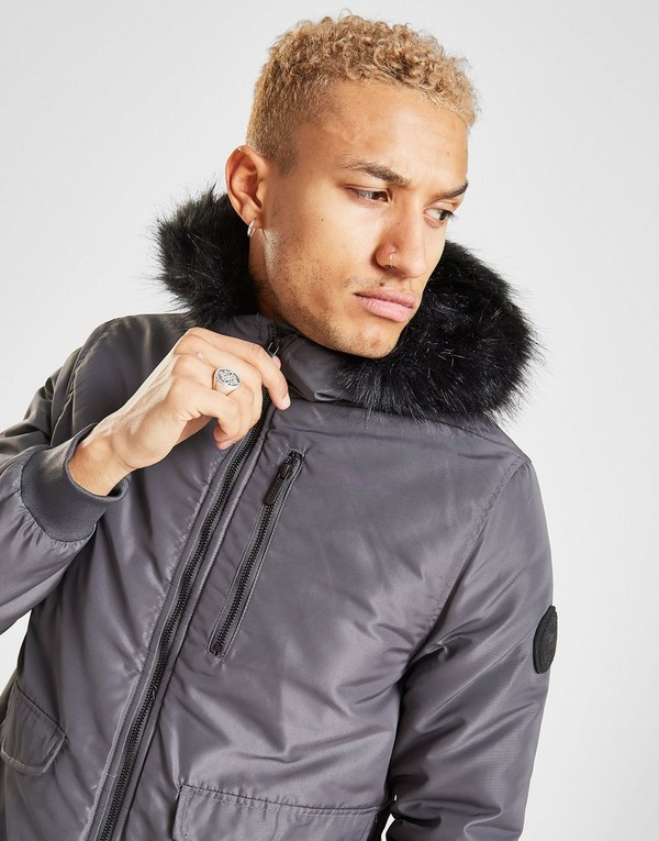 Supply & Demand Walker Short Parka Jacket