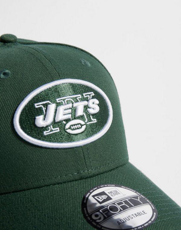 d768c7cdd New Era NFL New York Jets 9FORTY Cap   JD Sports