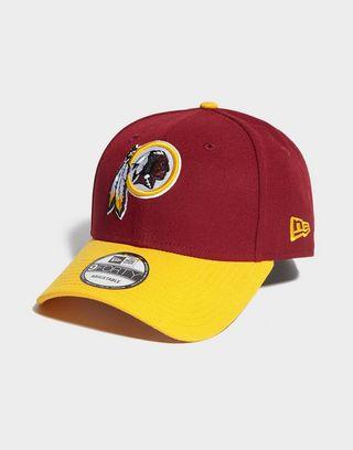 Data wydania moda designerska tanie jak barszcz New Era NFL Washington Redskins 9FORTY Cap | JD Sports