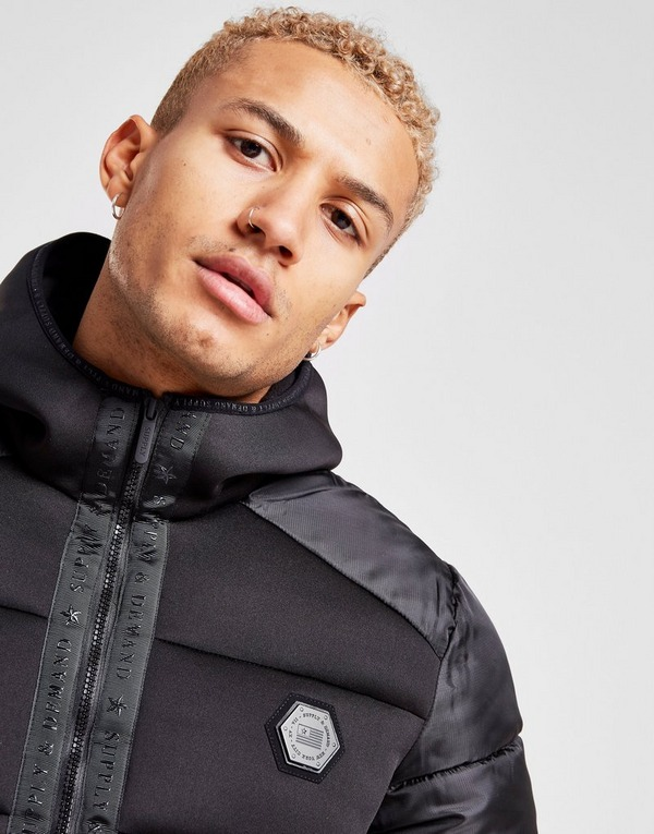 Supply & Demand Ignite Bubble Jacket
