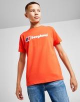 Berghaus Logo T-Paita Juniorit