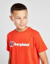 Berghaus T-Shirt Logo para Júnior