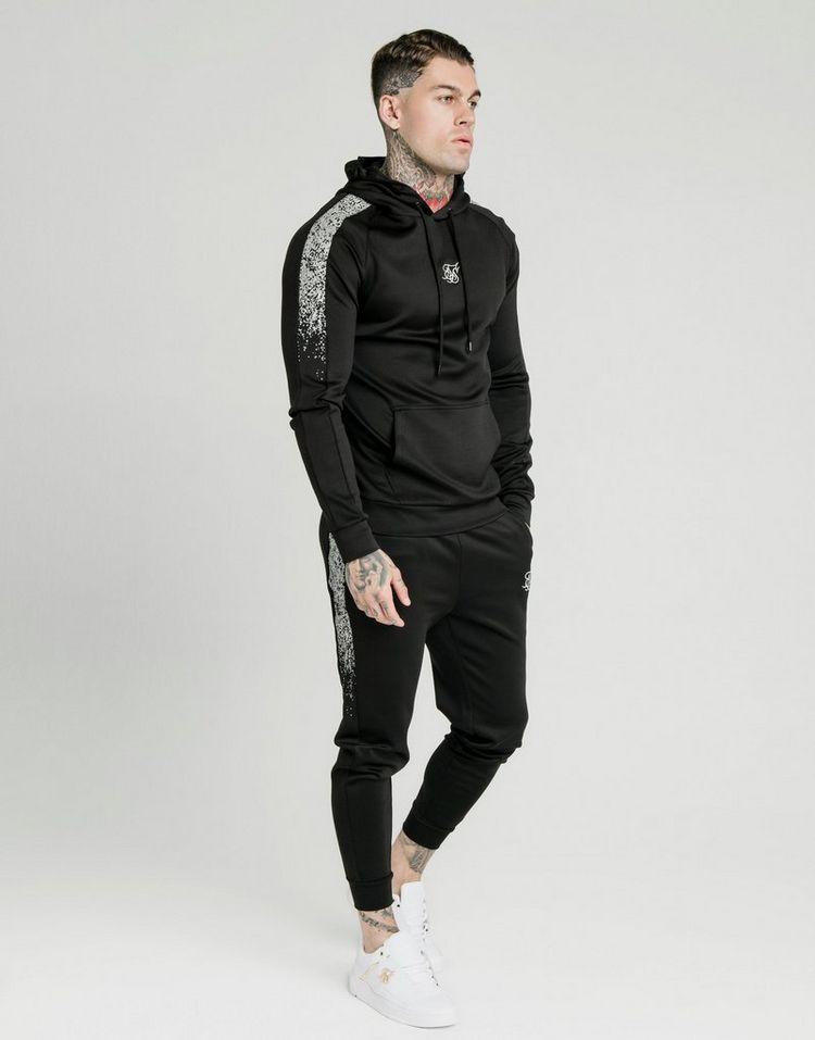 SikSilk sudadera con capucha Reflect Speck
