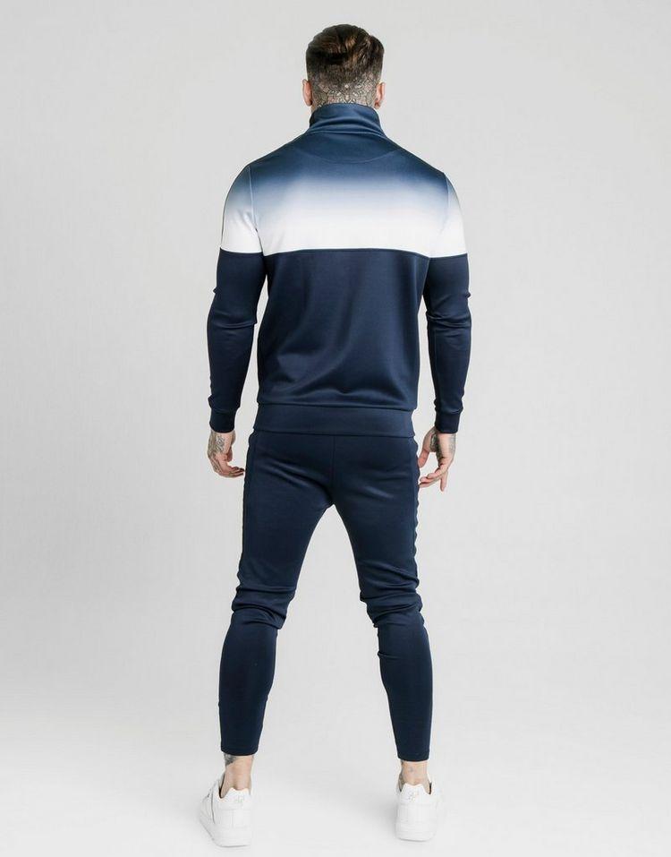 SikSilk chaqueta de chándal Fade Panel