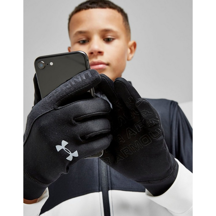 Under Armour Etip Gloves Junior