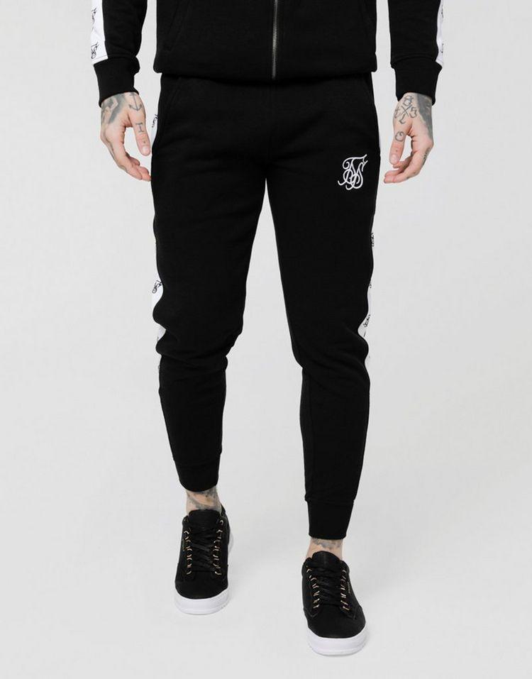 SikSilk pantalón de chándal Inset Panel