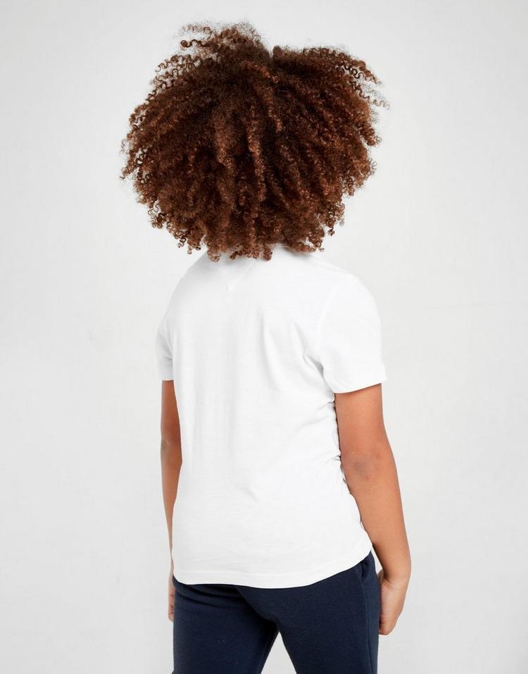 Tommy Hilfiger Flock Logo T-Shirt Children