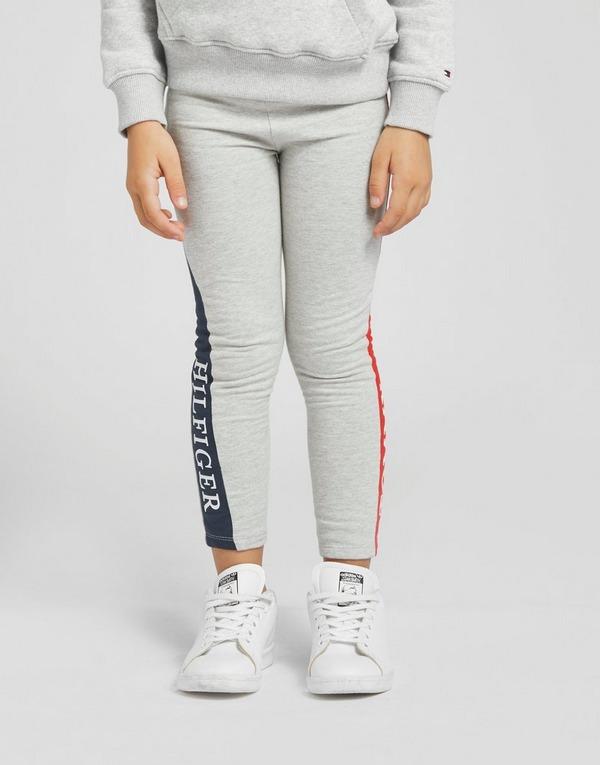 Tommy Hilfiger Girls' Essential Logo Leggings Children