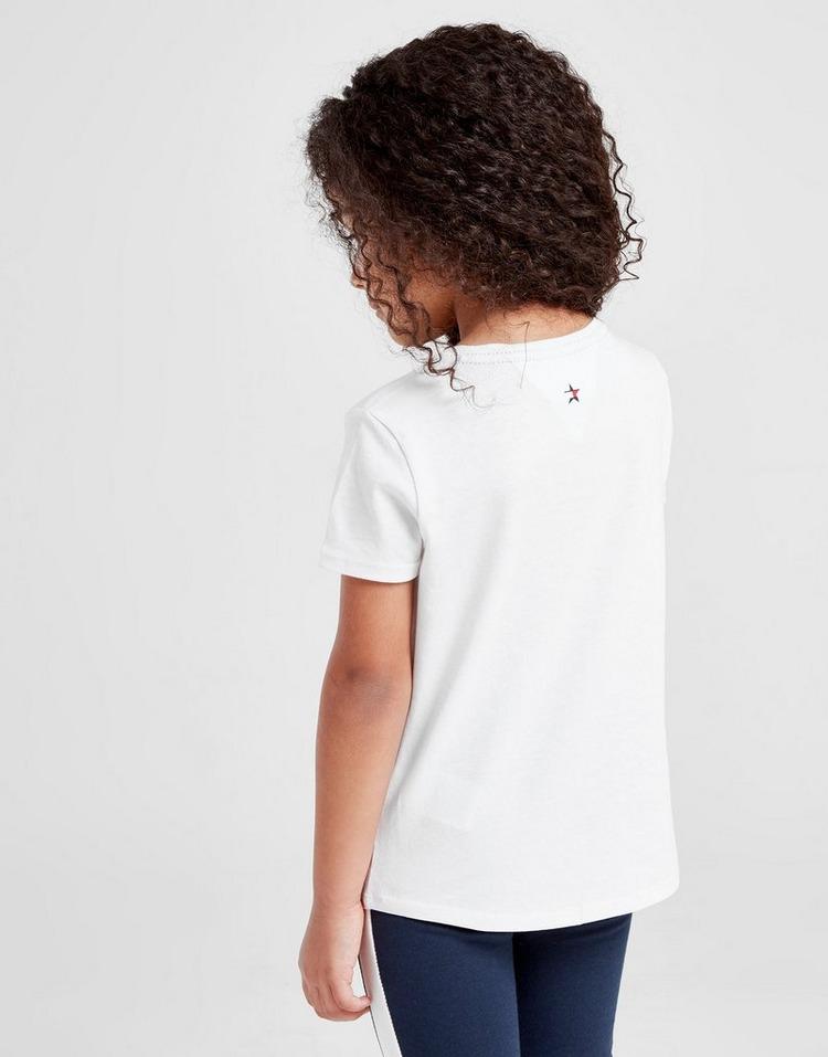 Tommy Hilfiger Girls' Essential Short Sleeve T-Shirt Children