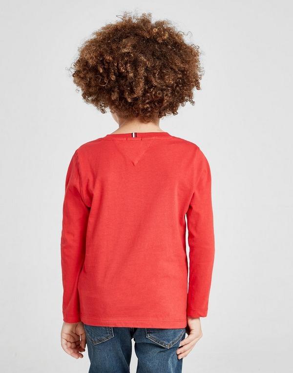 Tommy Hilfiger Essential Logo Crew Sweatshirt Children