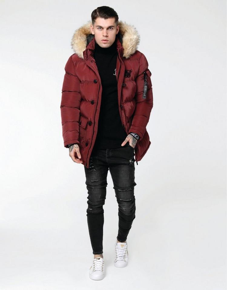 SikSilk chaqueta Parka