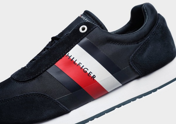 Tommy Hilfiger Mix Material Flag Runner