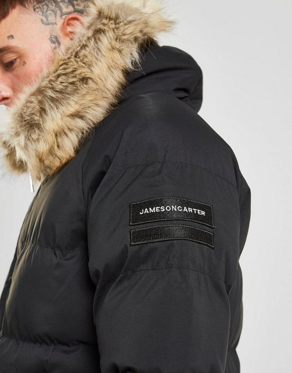 JAMESON CARTER Short Parka Jacket
