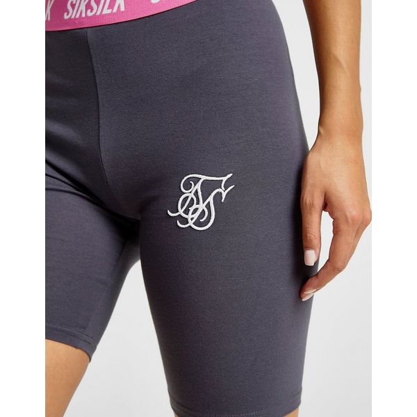 SikSilk Tape Cycle Shorts