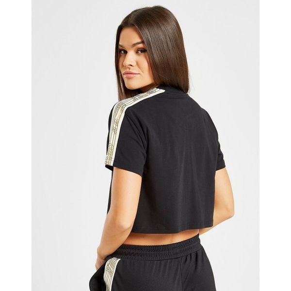 SikSilk Runner Crop T-Shirt